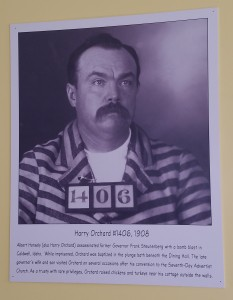 Boise ID State Pen Harry by JVB