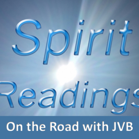 Spirit Readings On the Road with JVB