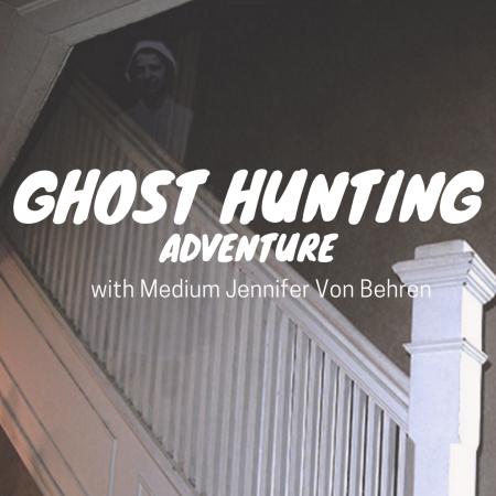 Ghost Hunting Adventure in Wallace ID with Medium Jennifer Von Behren