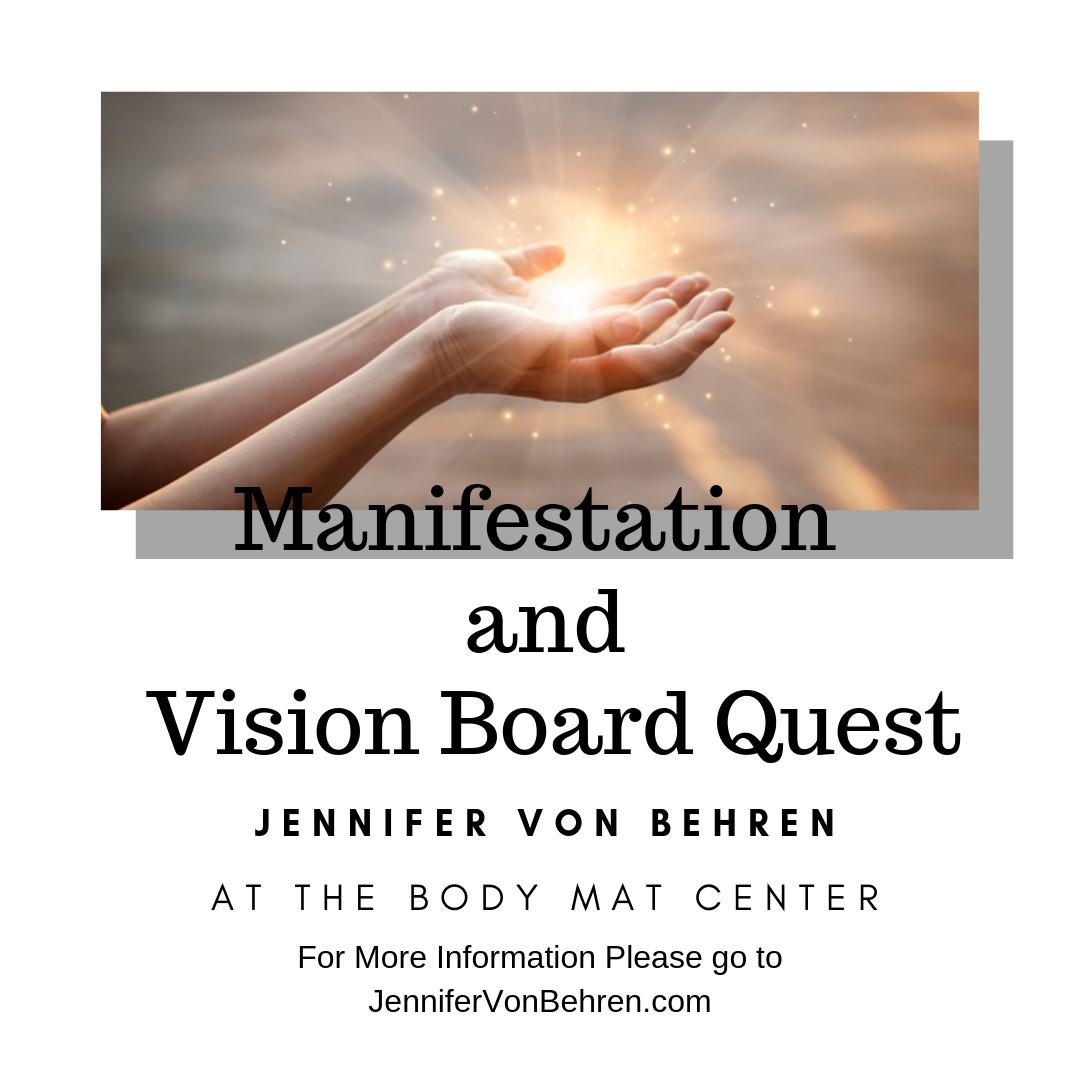 Manifestation & Vision Board Workshop