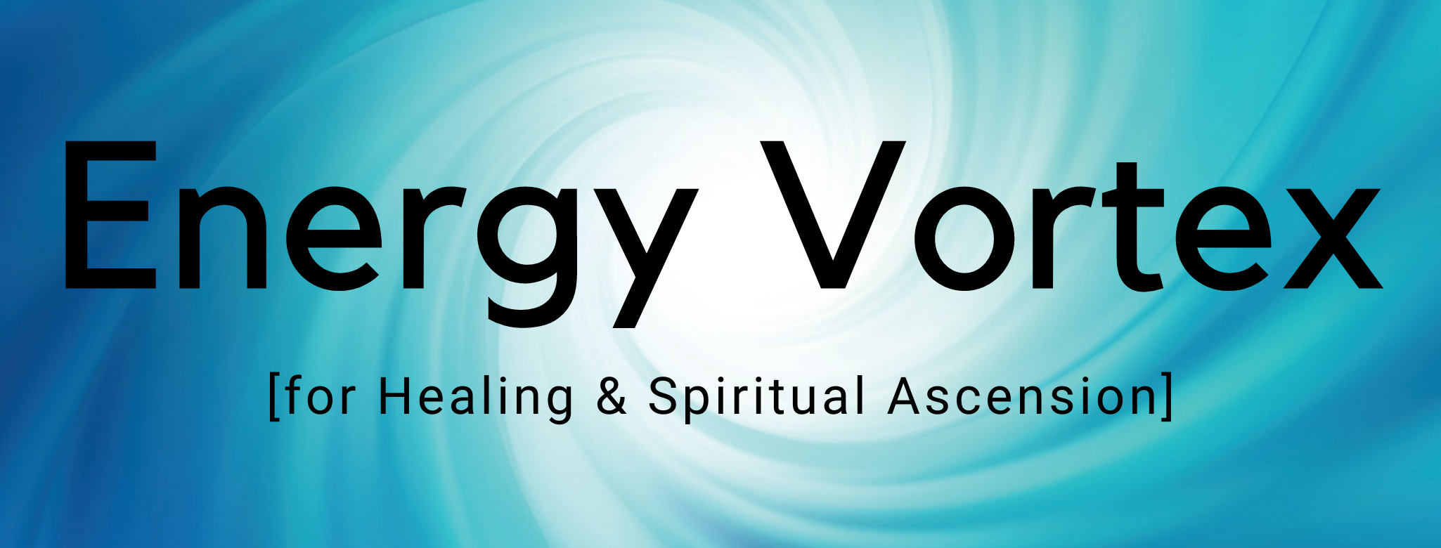 Energy Vortex for Healing and Spiritual Ascension by Jennifer Von Behren